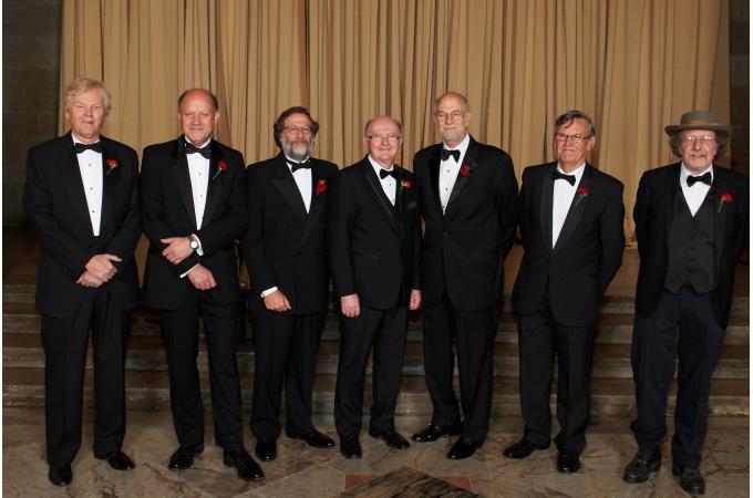 2012 Canada Gairdner Awards