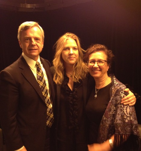 Magical evening with Diana Krall