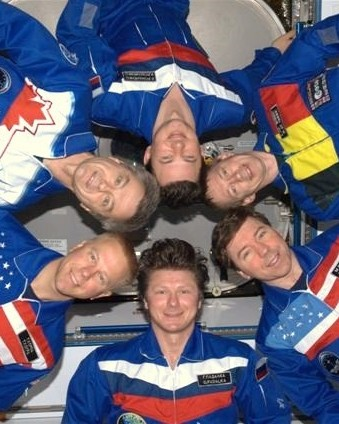 Gennady Padalka breaks record  for total time in space - 804 days
