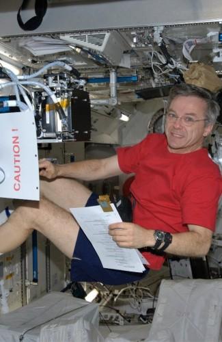 Astronaut selection requires Gideon-like wisdom