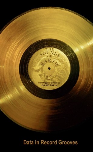 Golden records may someday communicate with extraterrestrials