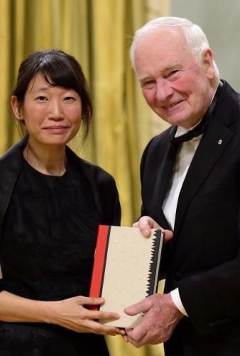 Canadian talent shines at prestigious literary awards