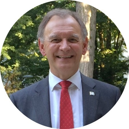David Kendall, CASI's 2017 C.D. Howe Award laureate