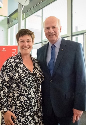 Our guide to the news in the midst of all the noise: Dr. Peter Mansbridge