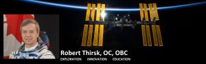 Robert Thirsk, OC, OBC